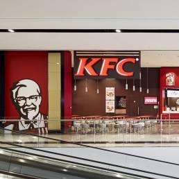 KFC negozio